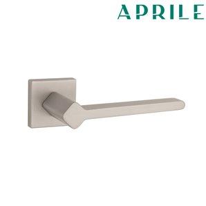 Klamka APRILE NINFEA Q 142 nikiel szczotkowany