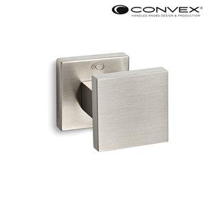 Gałka CONVEX 785 nikiel satyna