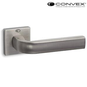 Klamka CONVEX 1115 tytan